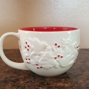 Starbucks 2008 holiday mug